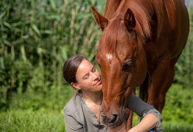 Stephanie mit Buena